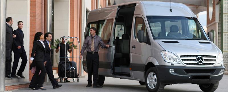 Корпоративные автобусные перевозки