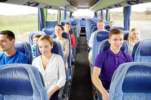 Развозка персонала и сотрудников к месту работы